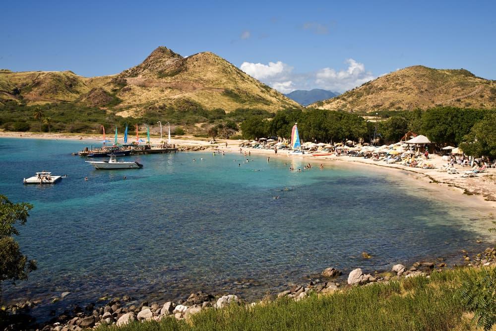 Cockleshell Beach St.Kitts