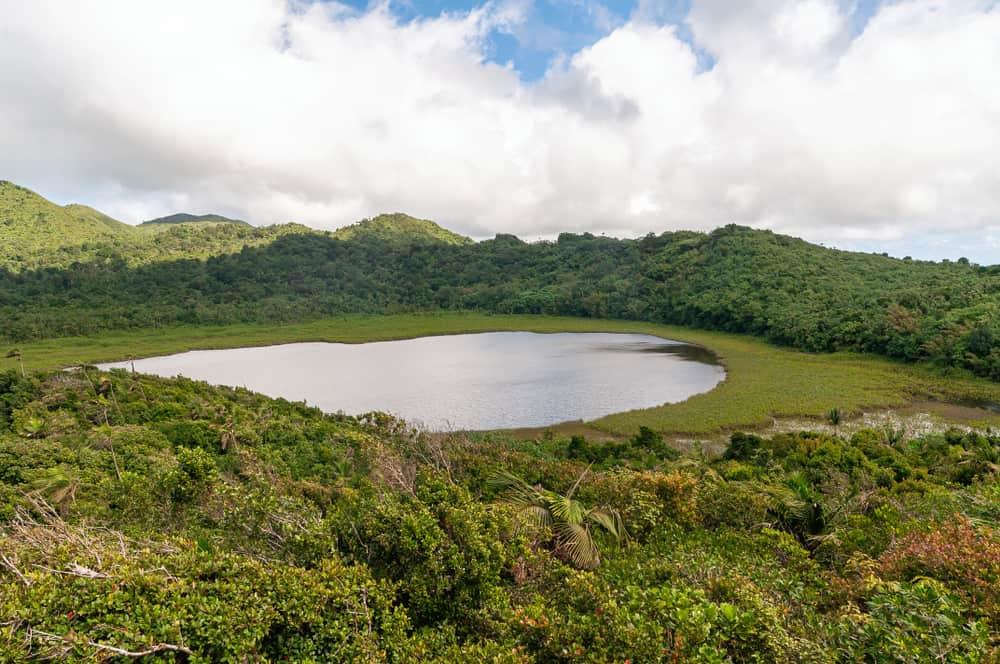 Crater Lake Grenada