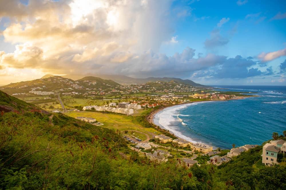 Frigate Bay St.Kitts