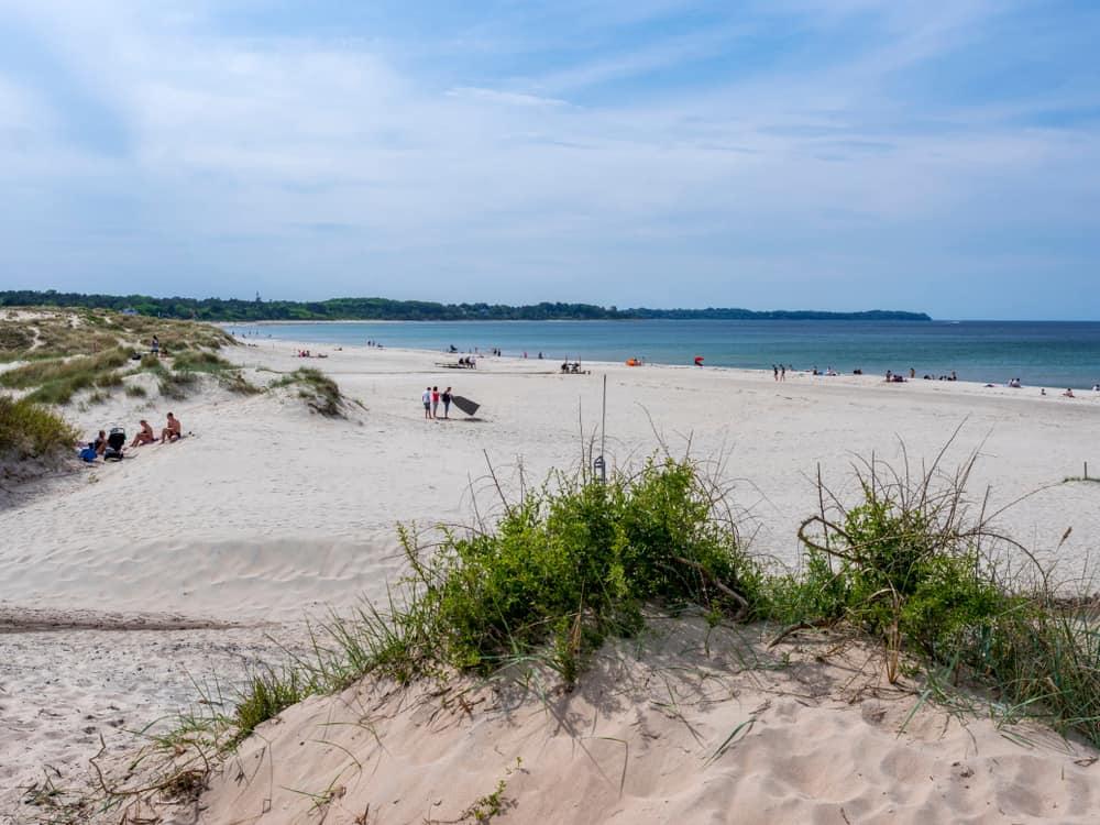 Hornbaek BeachDenmark