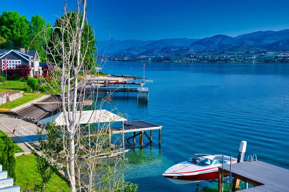 Lake Chelan Summer