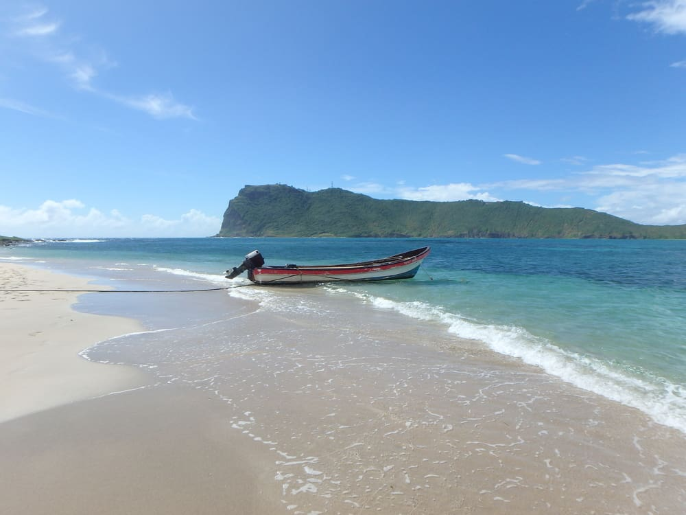 Maria Islands Nature Preserve