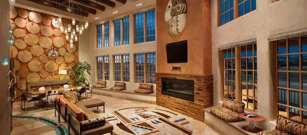Most romantic hotels in Santa Fe