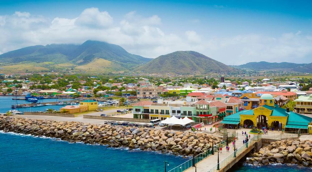 Port Zante St Kitts