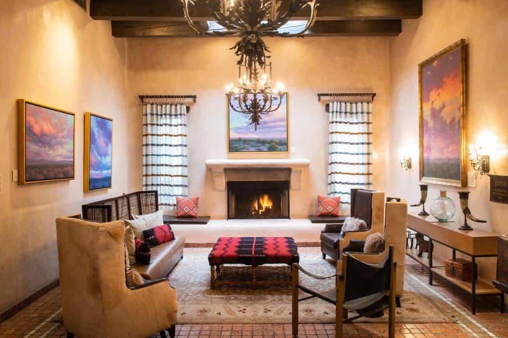 Romantic accommodation Santa Fe