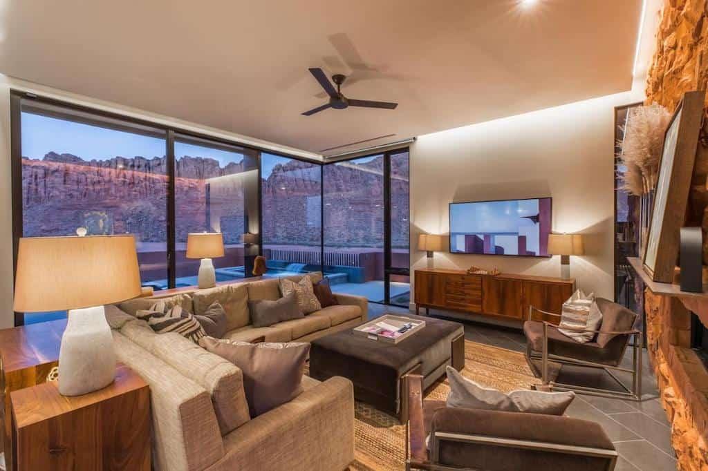 Romantic accommodation in Utah