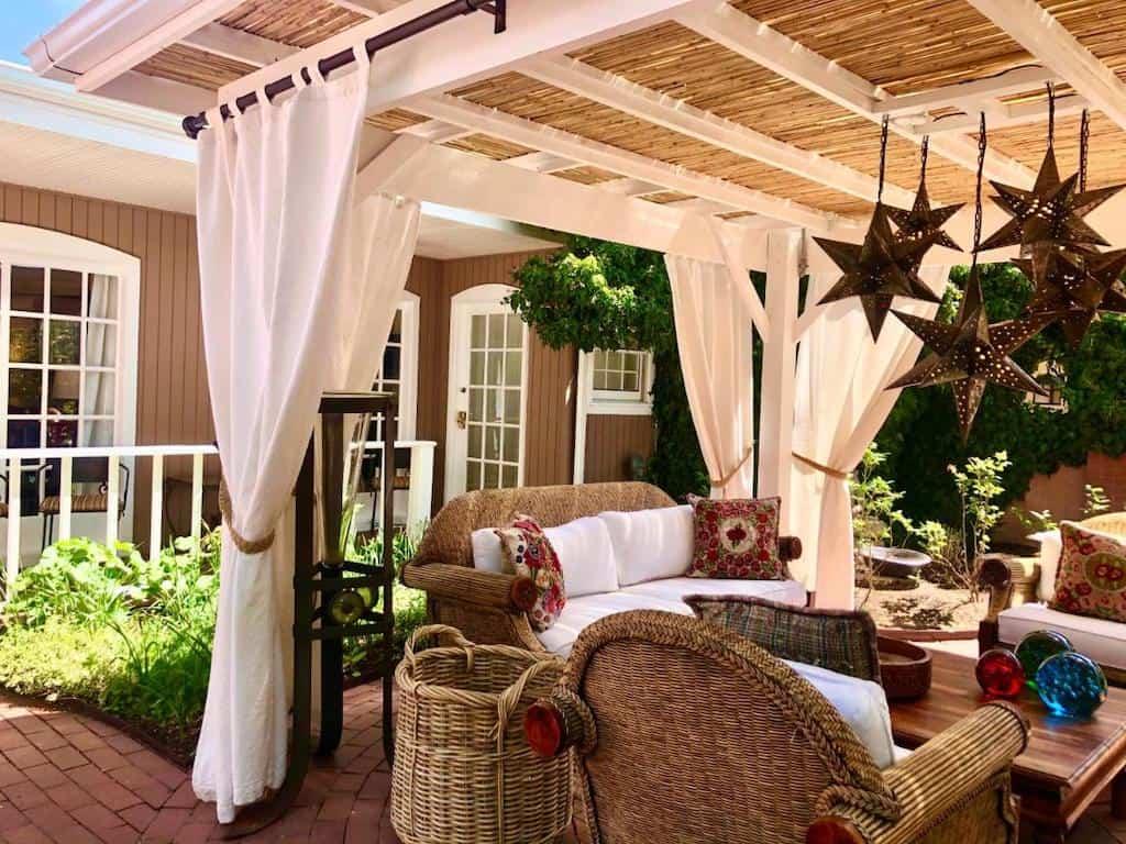 Romantic boutique hotel Santa Fe
