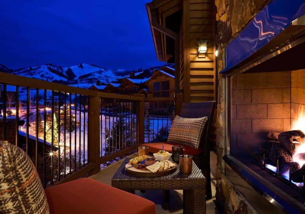 Romantic getaway in Utah