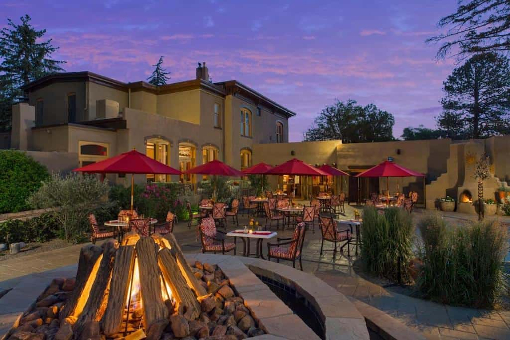 Romantic guest house Santa Fe