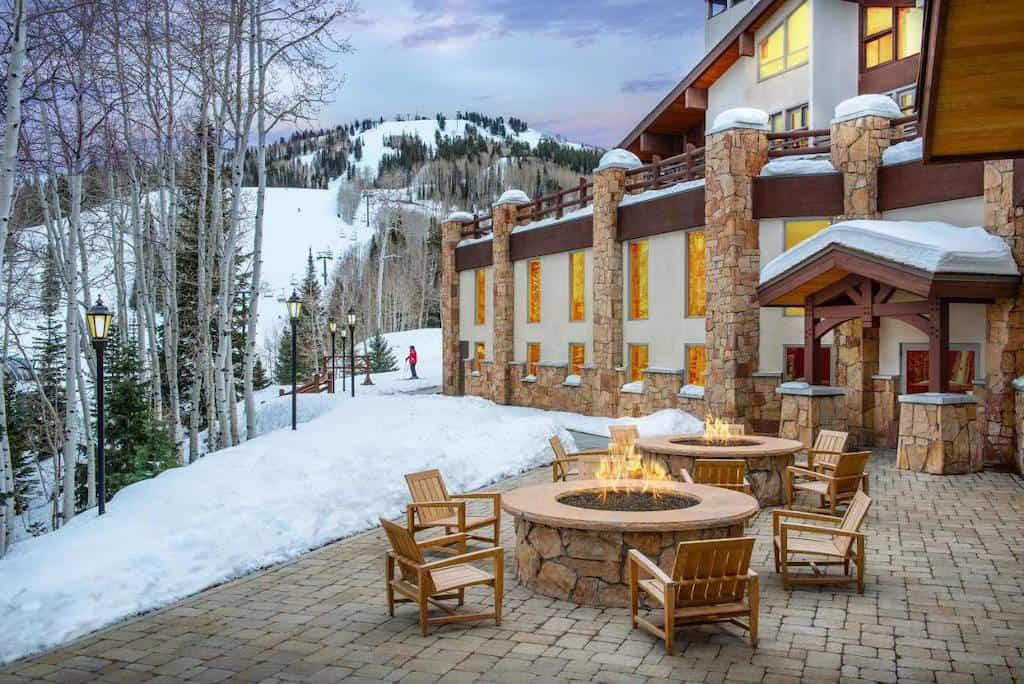 Romantic hotels in Utah