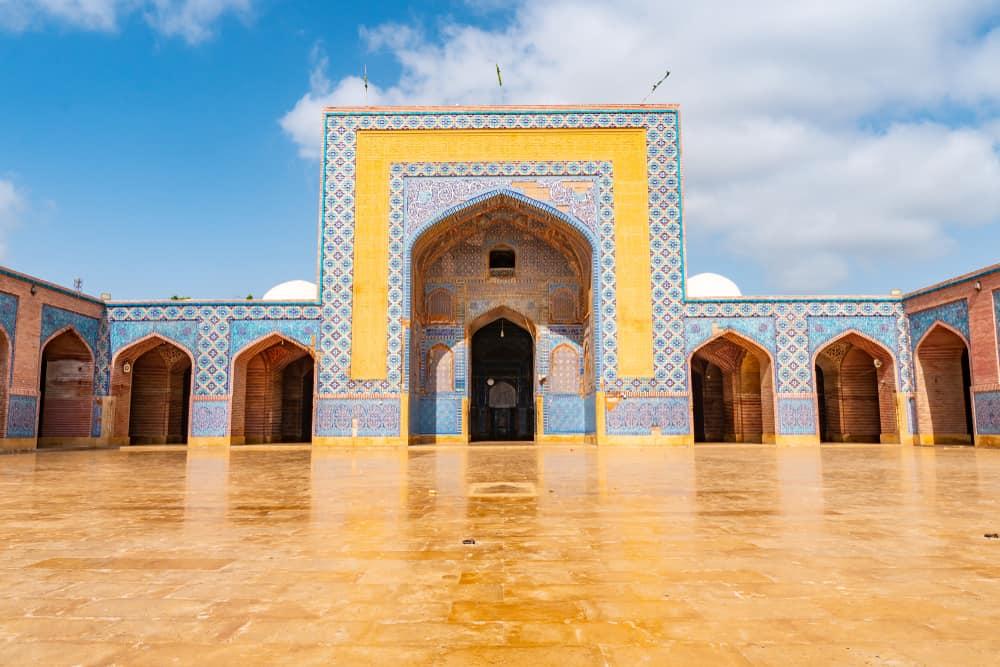 Shah Jahan Mosque Pakistan