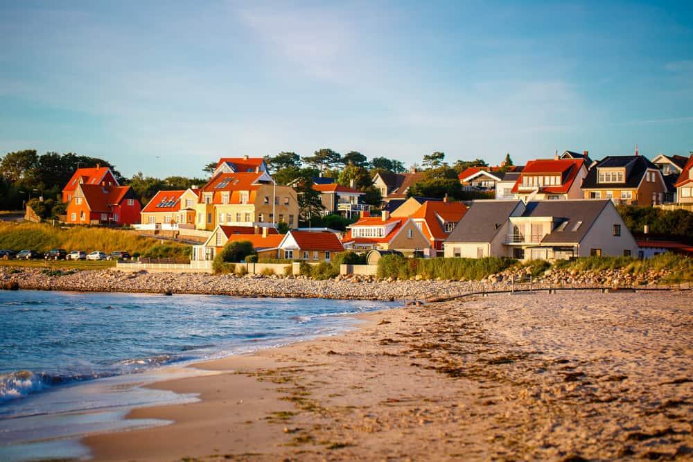 Skagen- best places to visit in Denmark