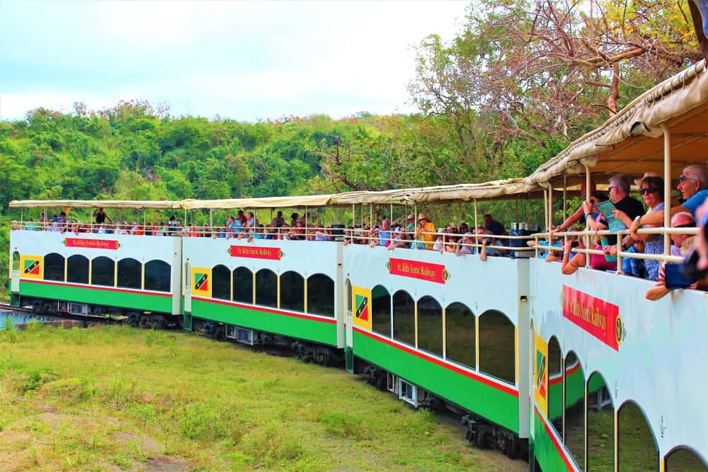 St.Kitts Scenic Railway