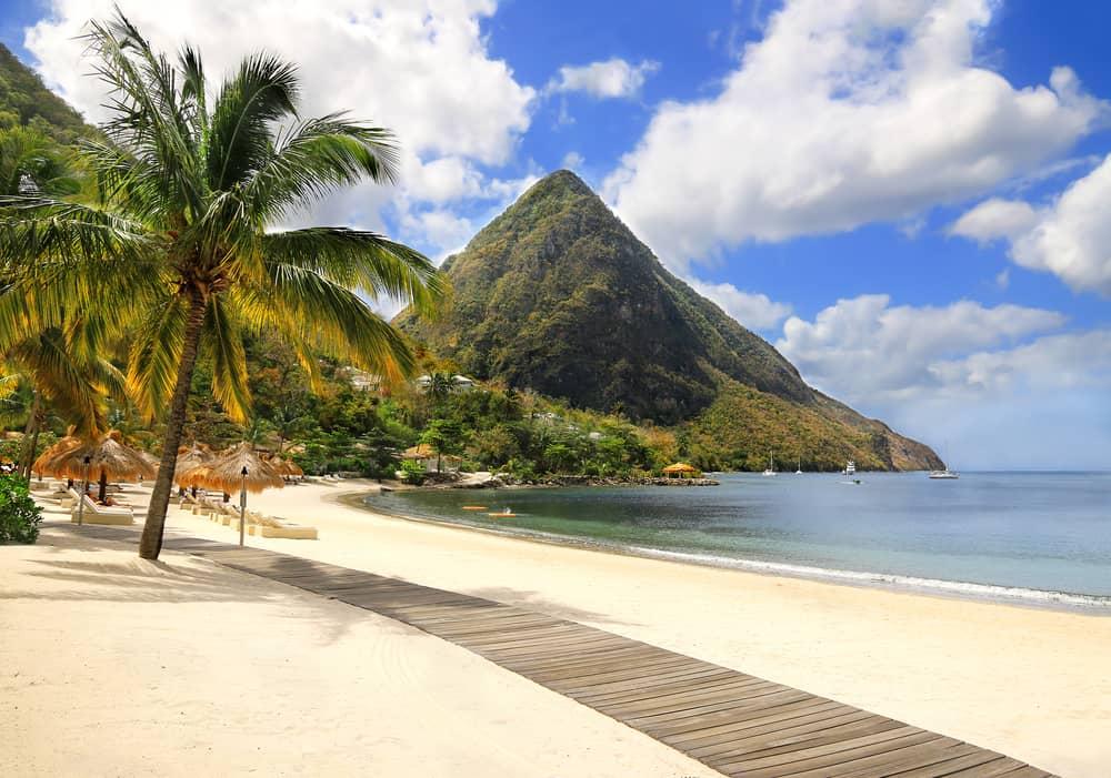 Sugar Beach St Lucia