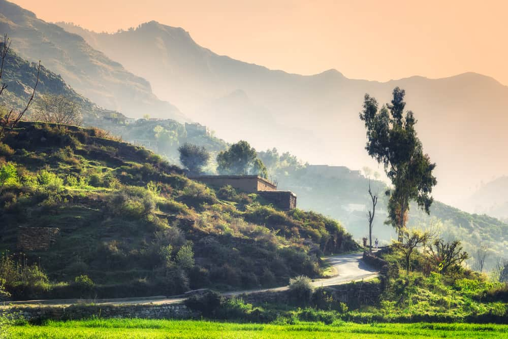Swat Valley - beautiful places in Pakistan