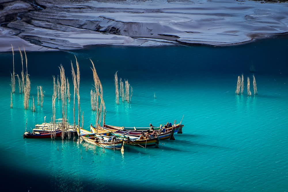 The best and most beautiful places to visit in Pakistan