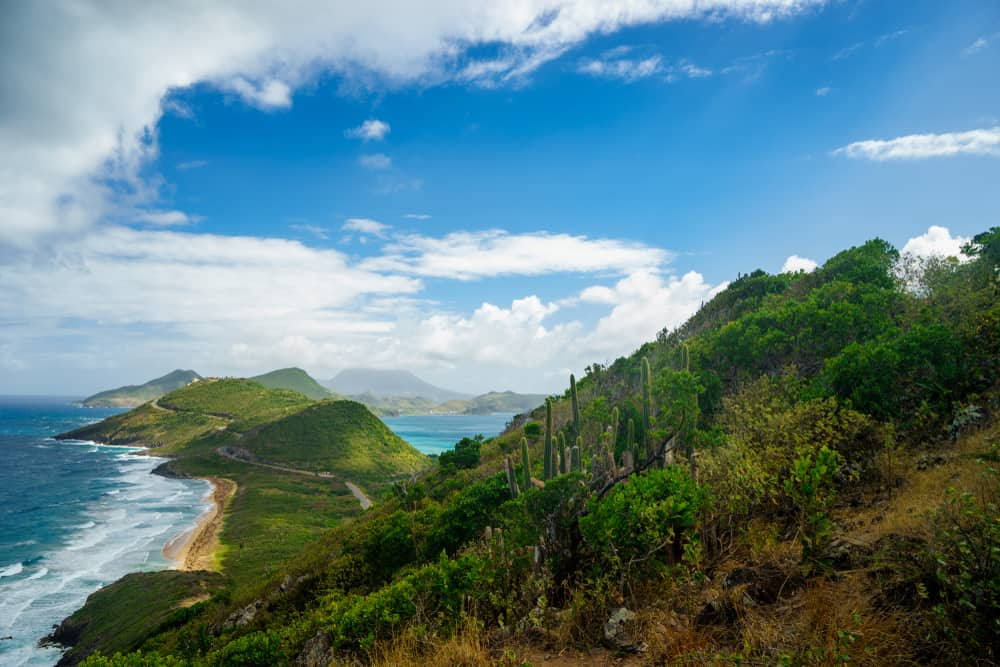Timothy Hill St Kitts