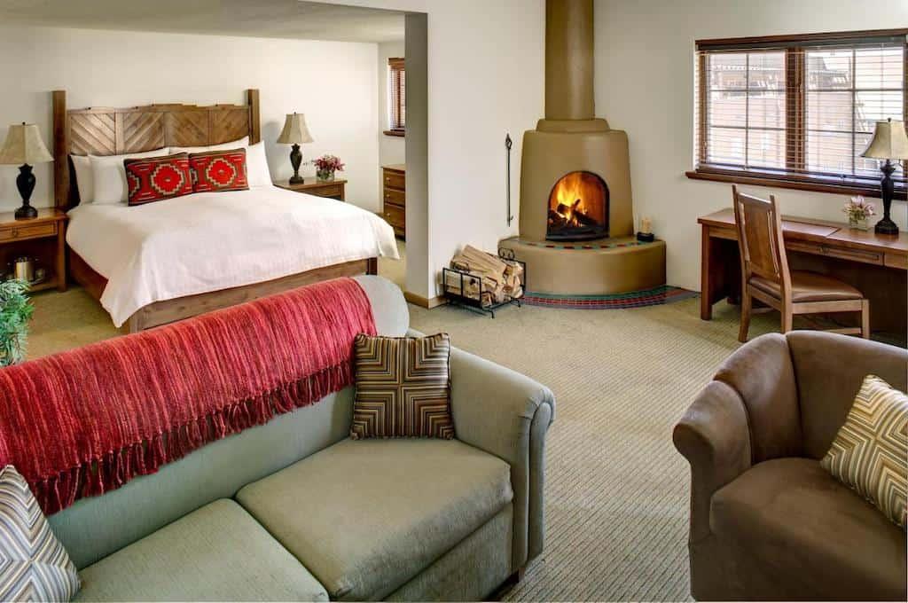 Unique hotel in Santa Fe