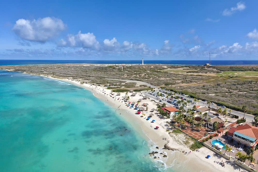 Arashi Beach Aruba