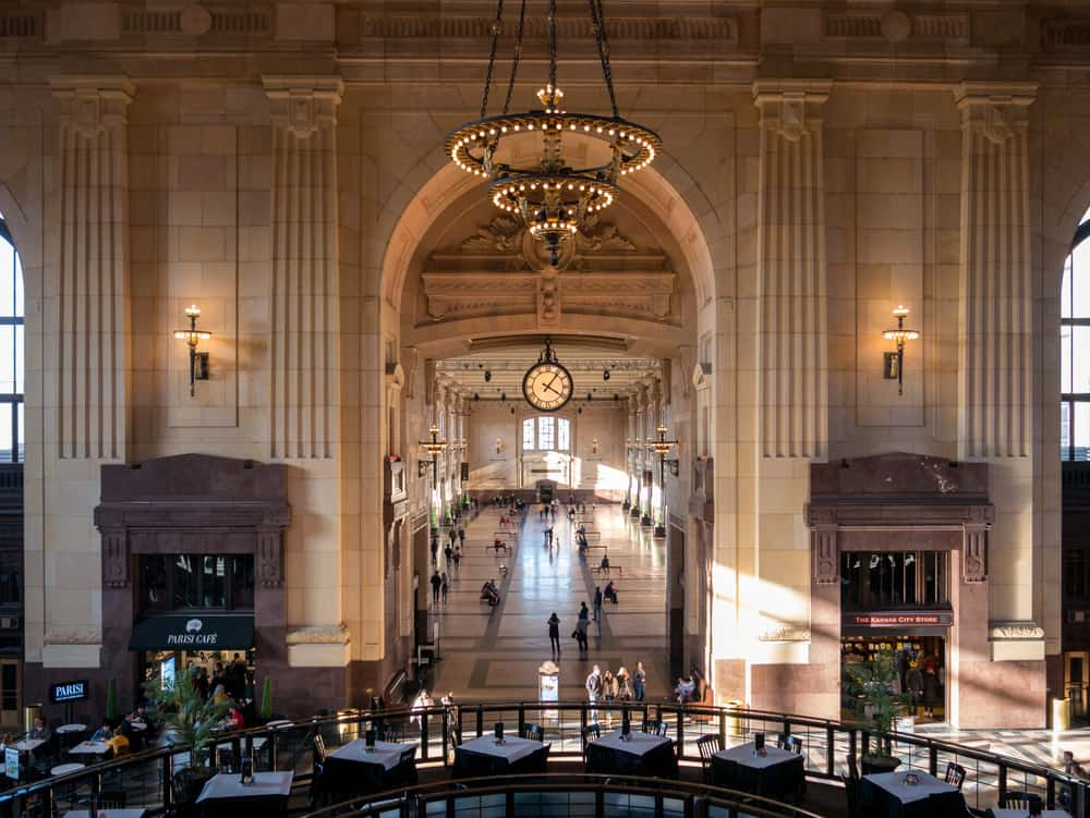 Union Station - awesome things to do in Kansas City