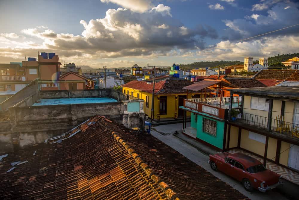 Baracoa City Cuba