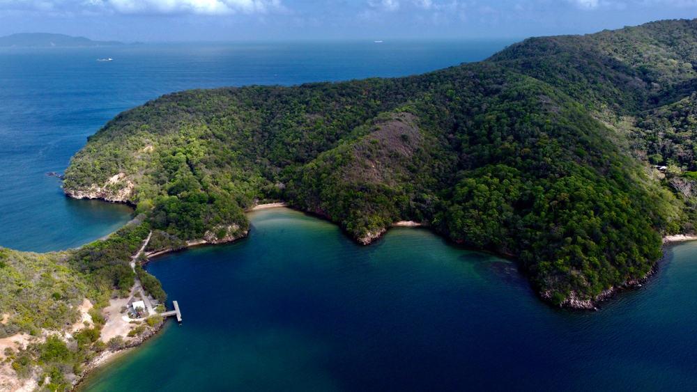 Chacachacare Trinidad and Tobago