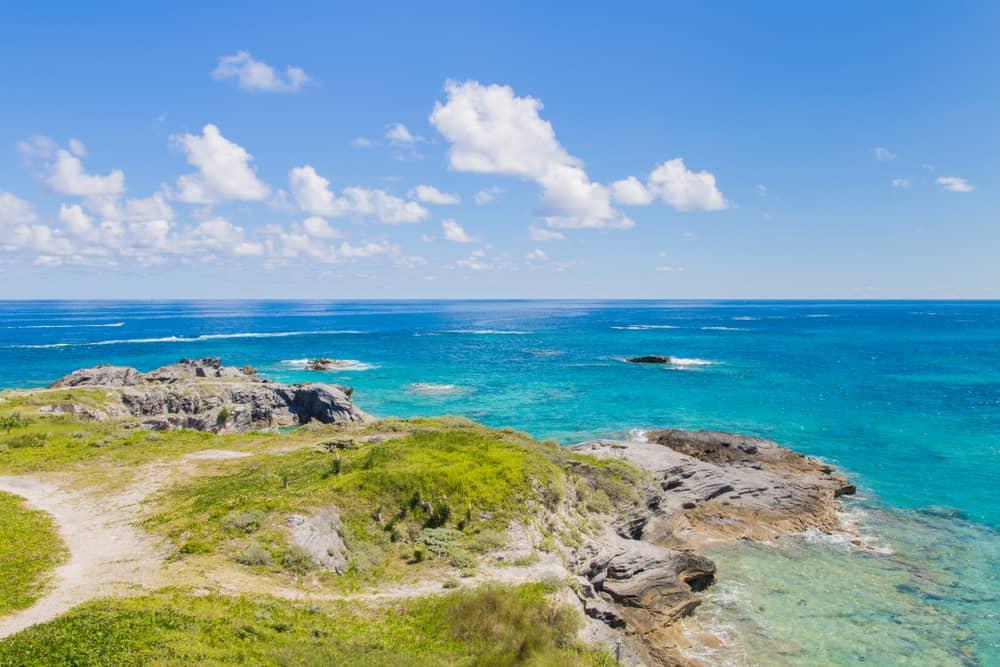 Cooper's Island Nature Reserve