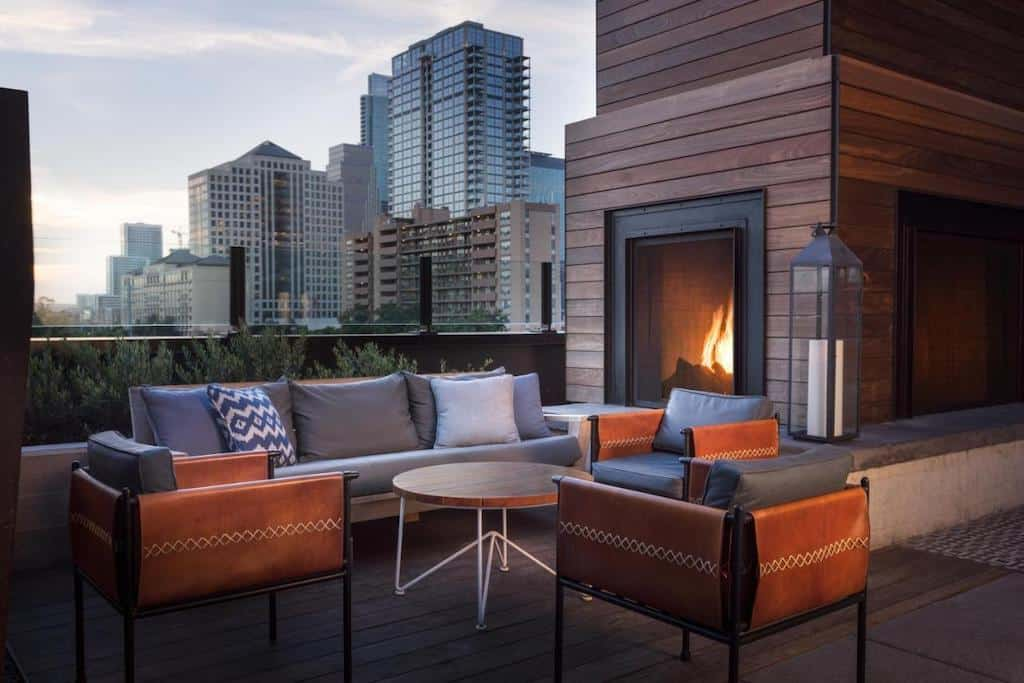 Couple's hotels in Austin