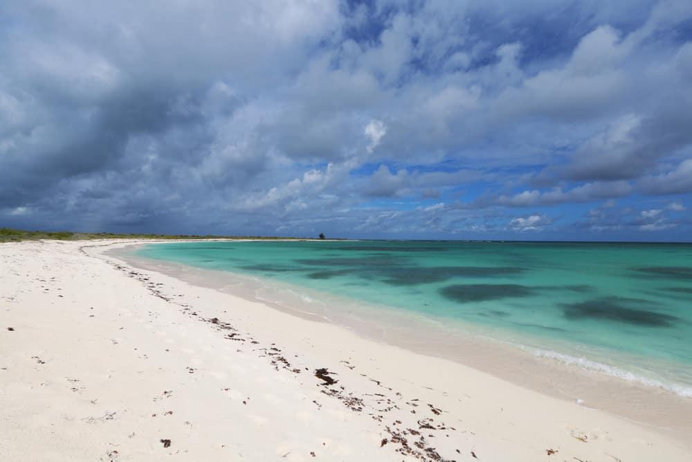 Cow Wreck Beach British Virgin Islands