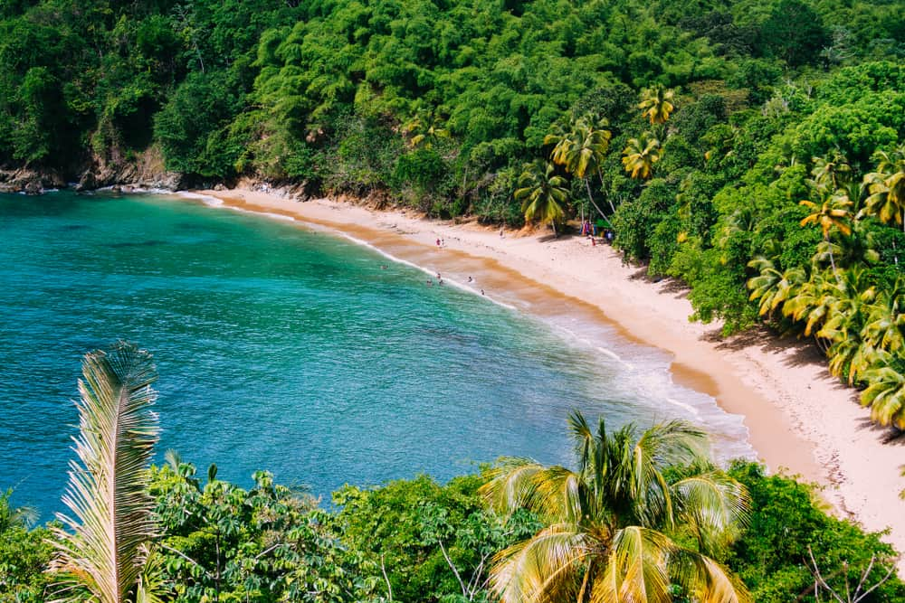 Englishman's Bay Trinidad