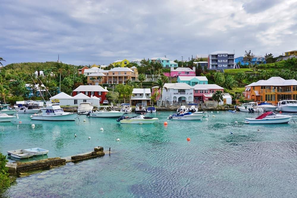 Flatts Village, Bermuda