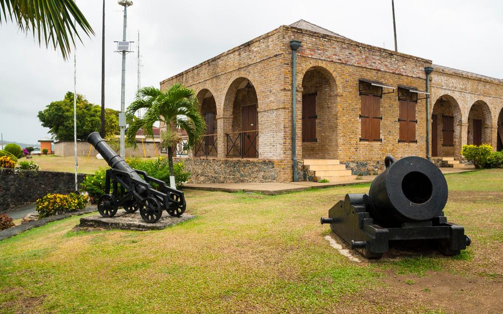 Fort King George Tobago