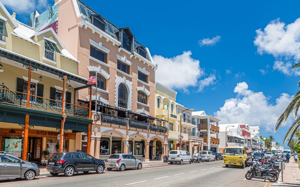 Hamilton City, Bermuda