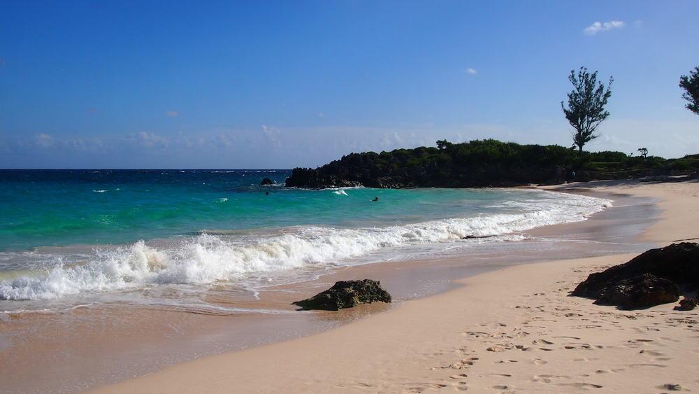 John Smith's Bay Beach