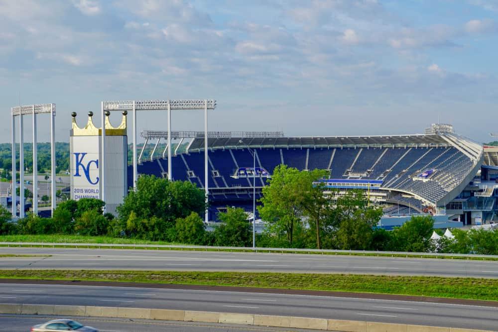 Kauffman Stadium KC