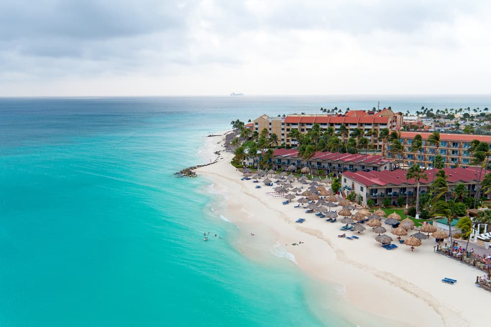 Manchebo Beach Aruba