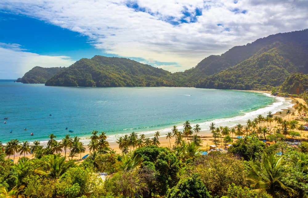 Maracas Beach Trinidad and Tobago