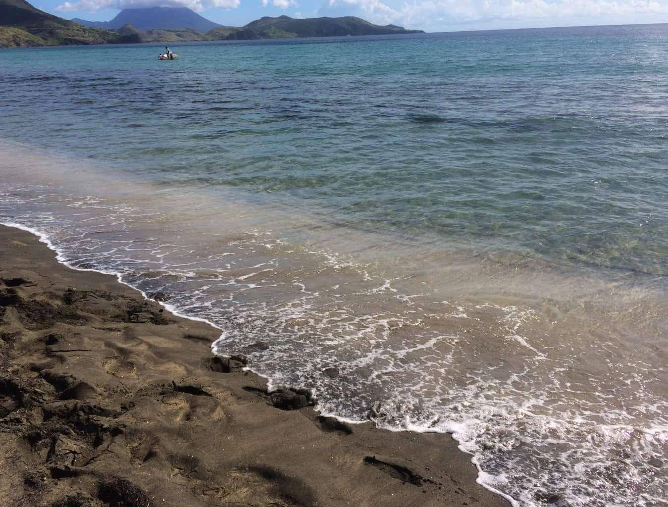 Sandy Beach, Montserrat