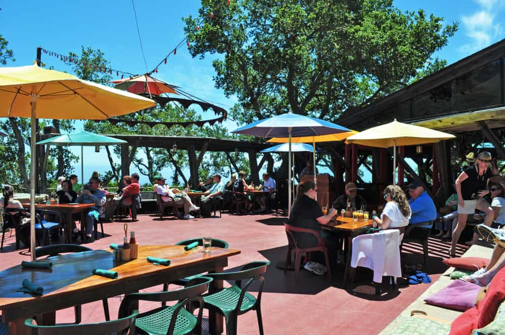 Nepenthe Restaurant Big Sur