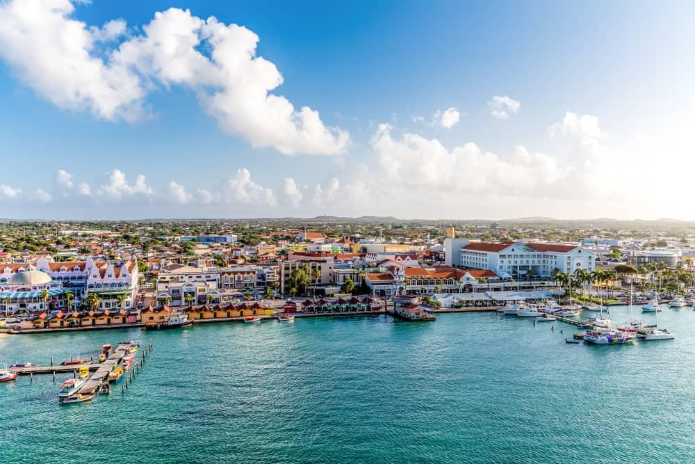 Oranjestad - best places to visit in Aruba