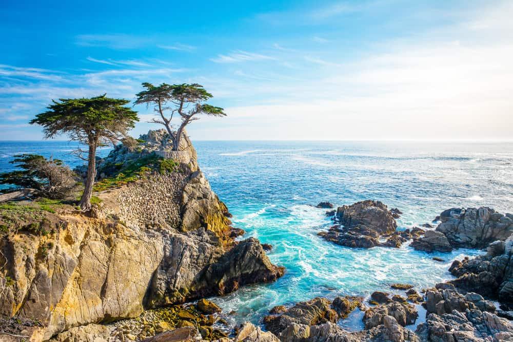 Pebble Beach Big Sur