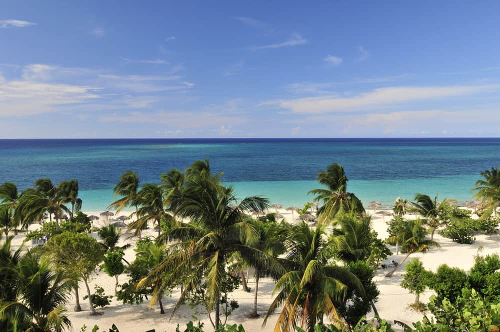 Playa Esmeralda Cuba