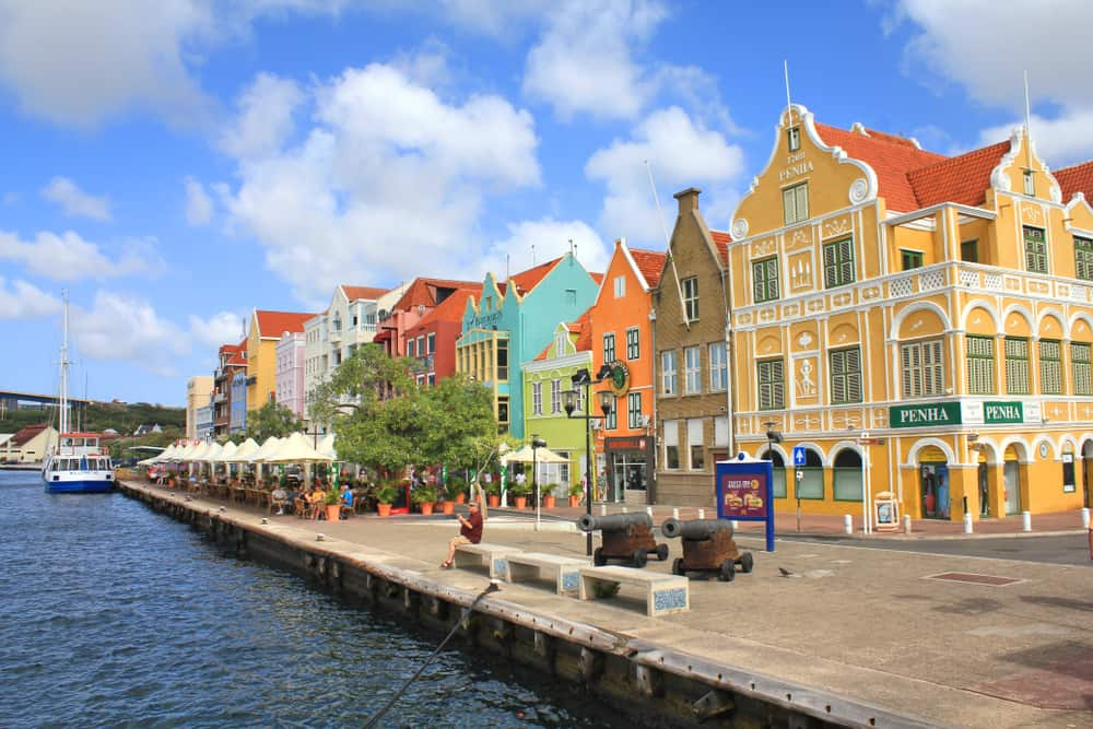 Punda - places to visit in Curacao