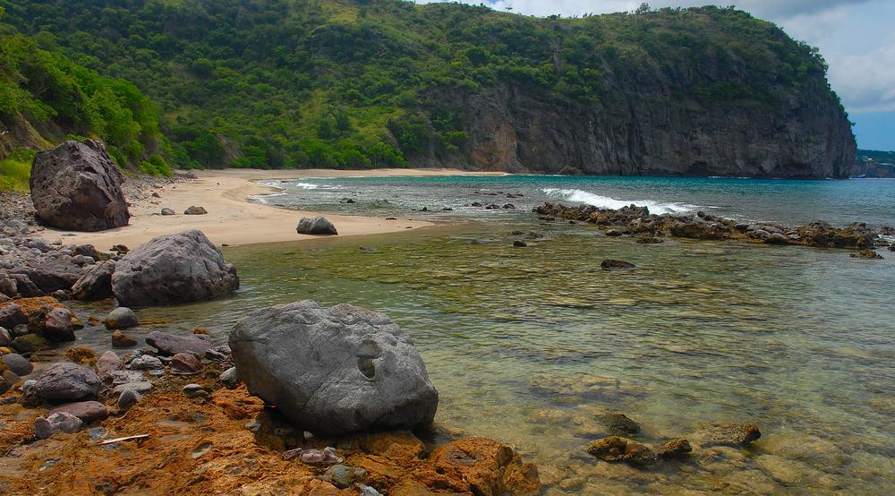 Rendezvous,Bay,In,Montserrat, Caribbean