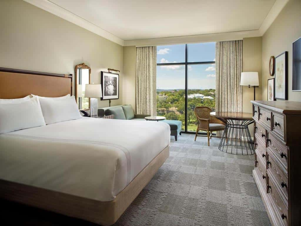 Romantic spa hotel in Austin