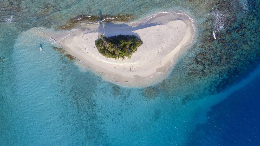 Sandy Spit - best places to visit in British Virgin Islands