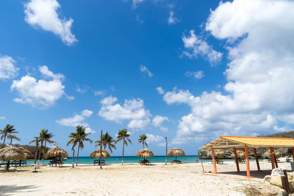 Santa Cruz Beach Curaçao