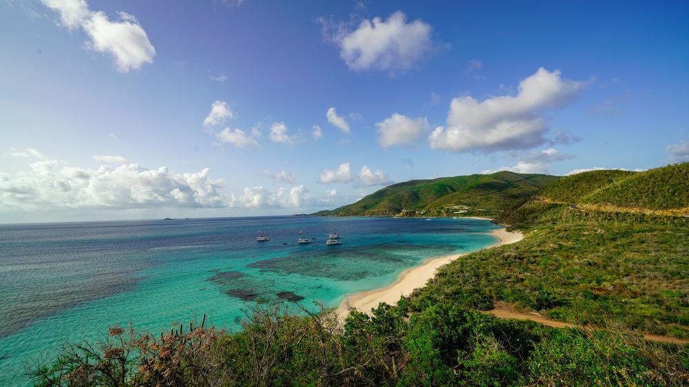 Savannah Bay British Virgin Islands