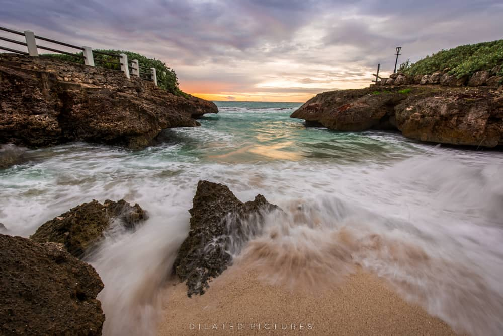 Shark Hole Bay Barbados