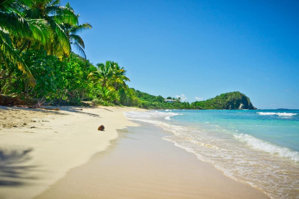 Smuggler's Cove British Virgin Islands